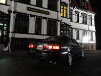 1998 Honda Accord EX, Back Academy, exterior