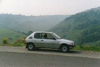 1986 Peugeot 205 Picture Gallery