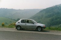 1986 Peugeot 205 Overview