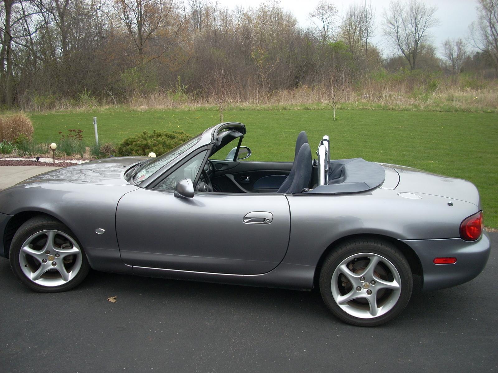 2003 Mazda Mx 5 Miata Pictures Cargurus