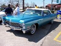 Picture of 1968 Cadillac DeVille, exterior, gallery_worthy
