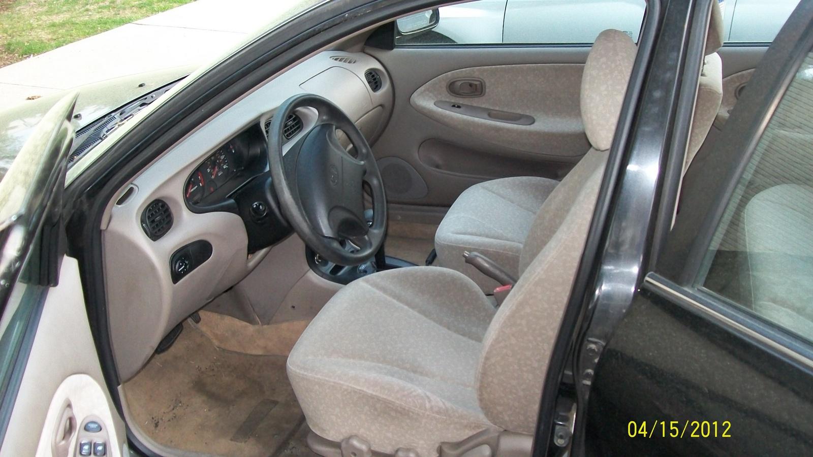 2000 Hyundai Elantra Interior Pictures Cargurus