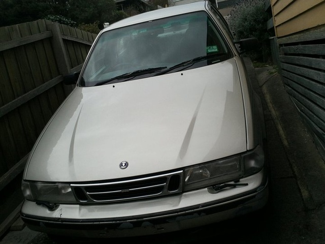 Picture of 1997 Saab 9000
