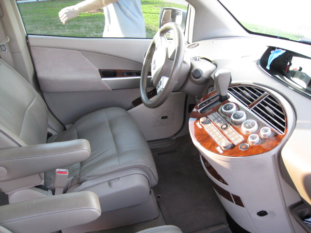 2004 Nissan Quest Interior Pictures Cargurus