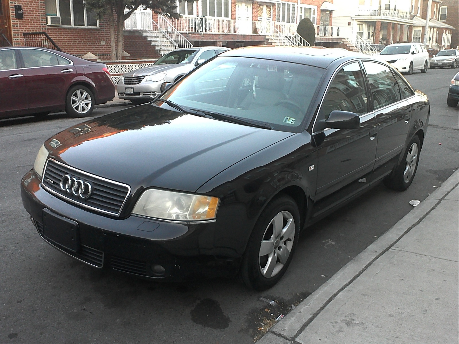 2002 audi a6 avant 2 7 t quattro tiptronic related infomation specifications weili automotive. Black Bedroom Furniture Sets. Home Design Ideas