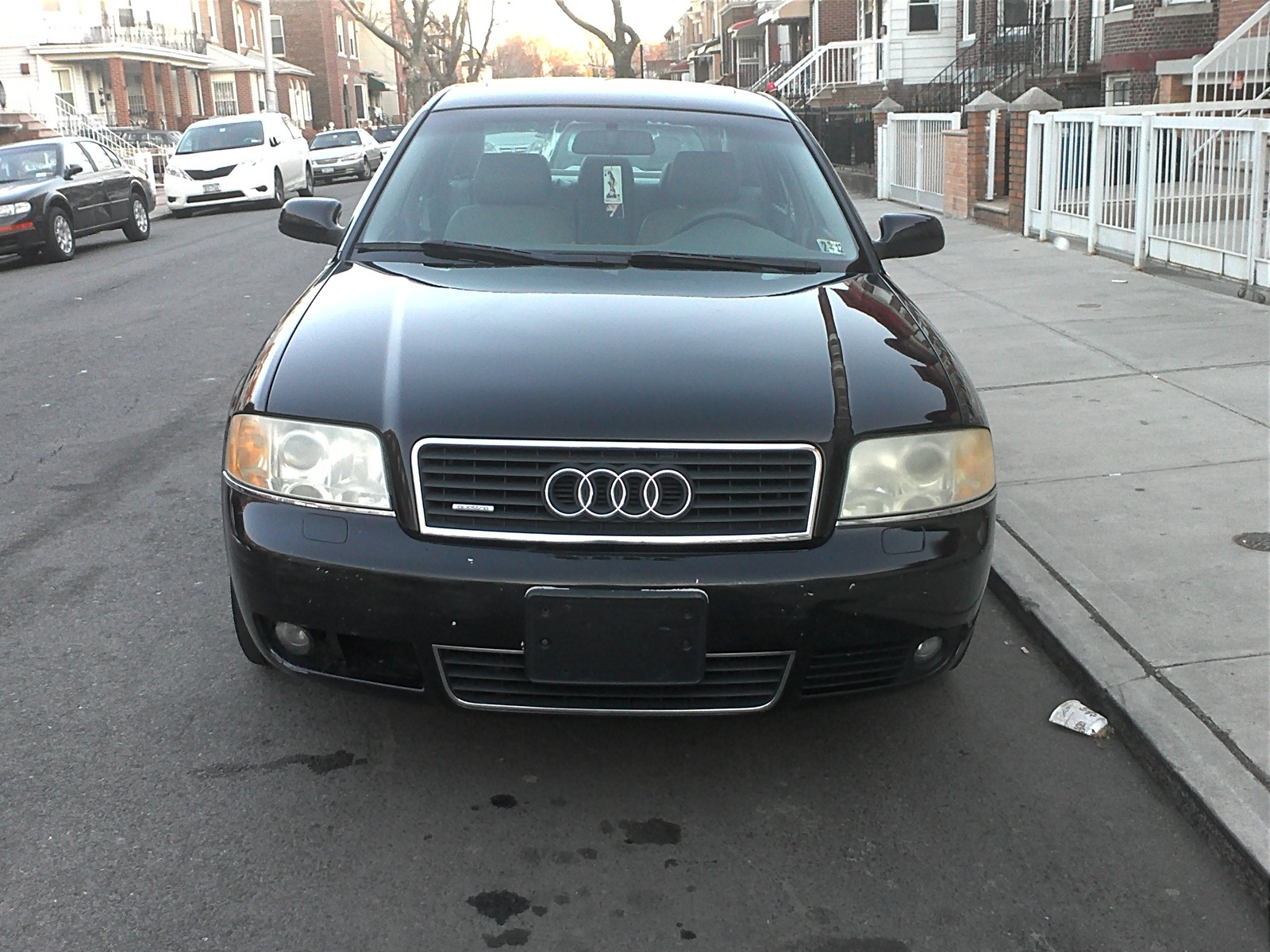 2002 audi a6 avant 2 7 t quattro related infomation specifications weili automotive network. Black Bedroom Furniture Sets. Home Design Ideas