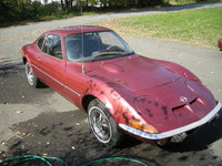1973 Opel GT Picture Gallery