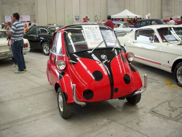 Picture of 1960 BMW Isetta, exterior, gallery_worthy