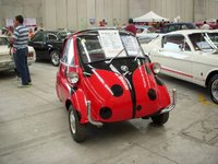1960 BMW Isetta Overview