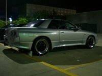 1992 Nissan Skyline Overview