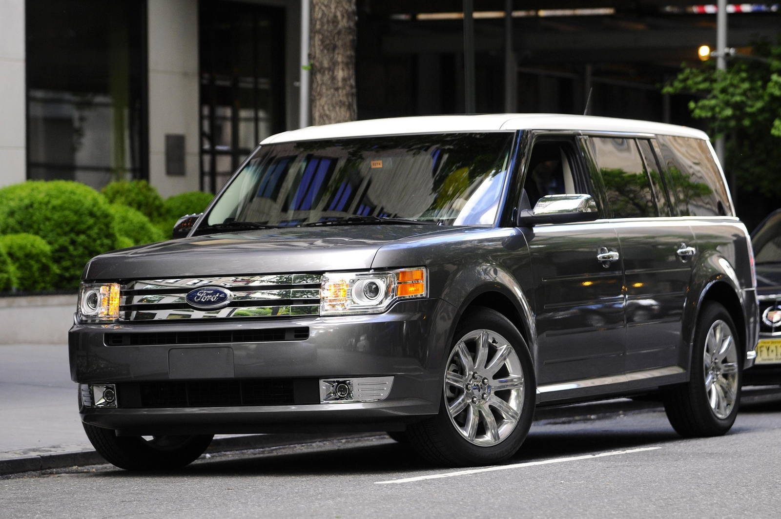 2009 ford flex pictures cargurus. Black Bedroom Furniture Sets. Home Design Ideas