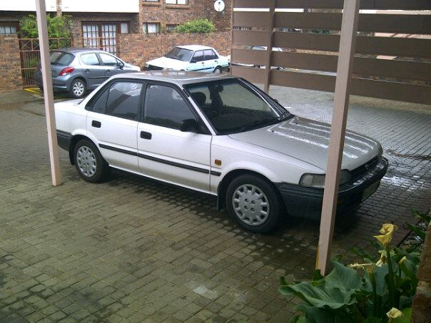 Picture of 1995 Toyota Corolla