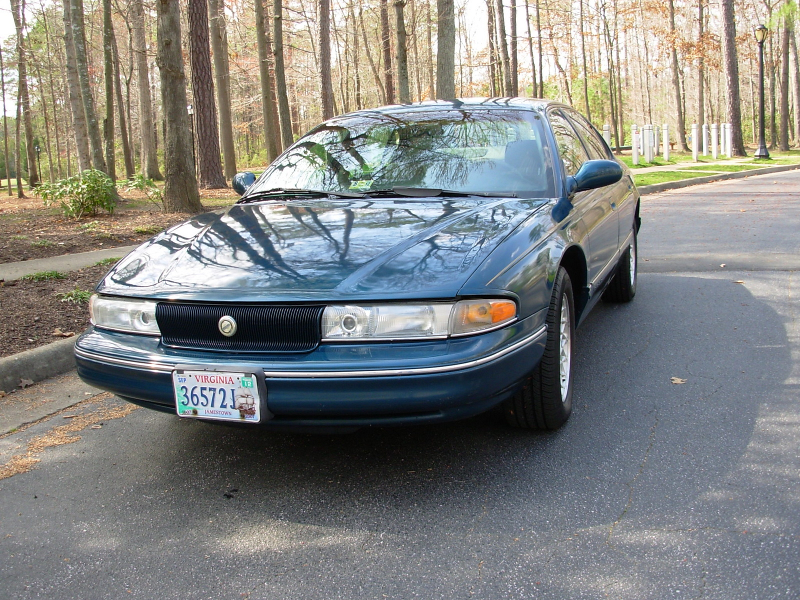 Picture of 1995 Chrysler LHS 4 Dr STD Sedan