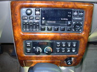 Picture of 1995 Chrysler LHS 4 Dr STD Sedan, interior