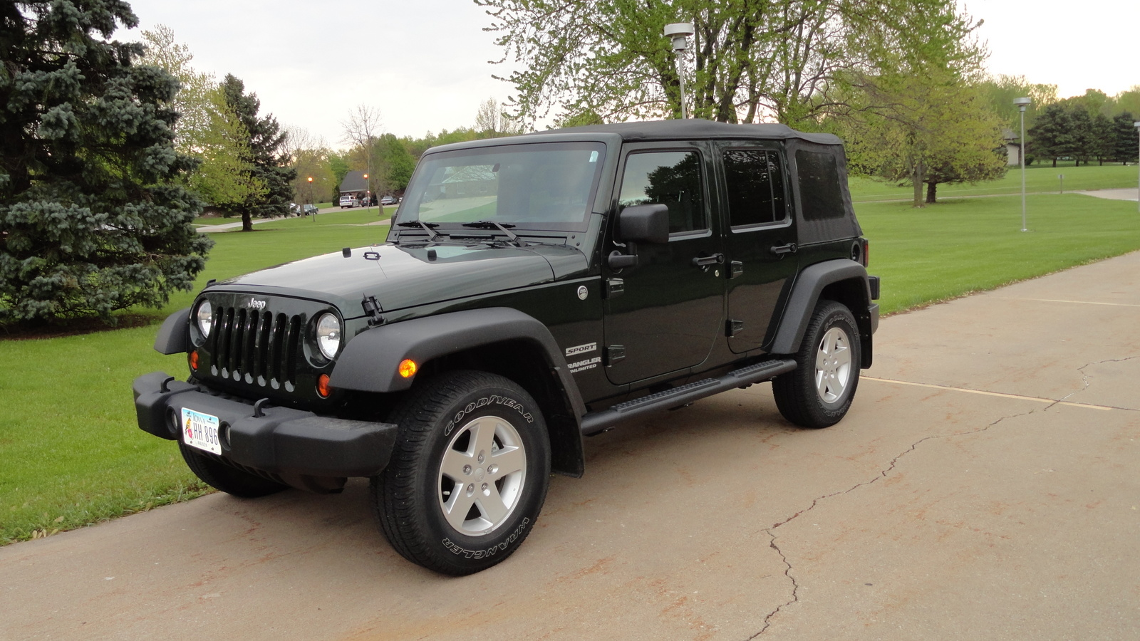 2010 Jeep Wrangler - Pictures