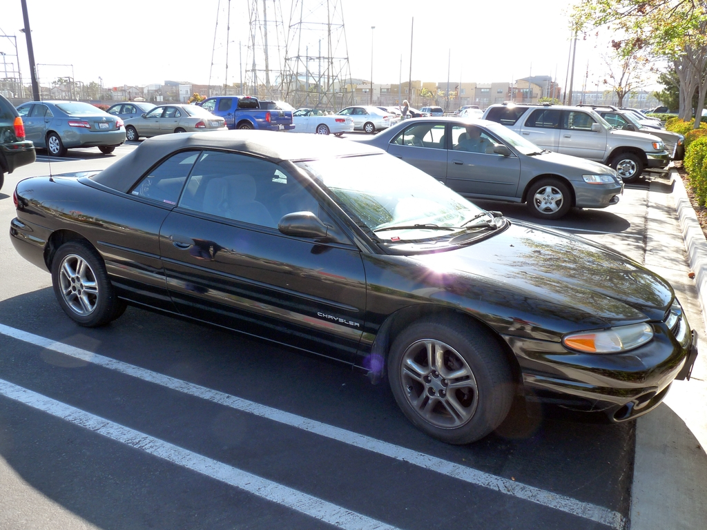 1997 chrysler sebring pictures cargurus. Cars Review. Best American Auto & Cars Review