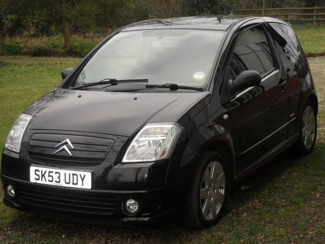 Picture of 2004 Citroen C2