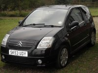 2004 Citroen C2 Overview