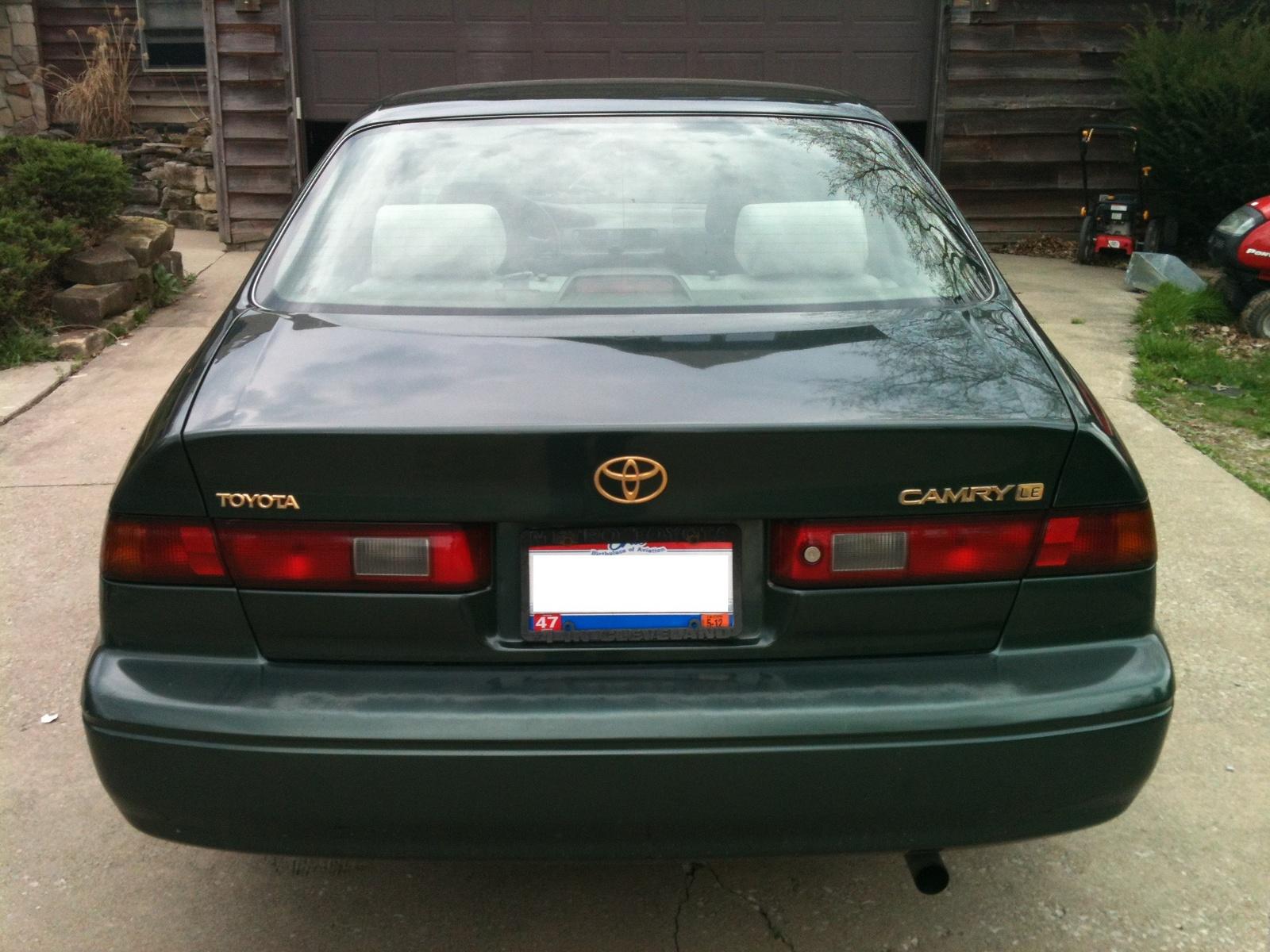 1999 Toyota Camry Exterior Pictures Cargurus
