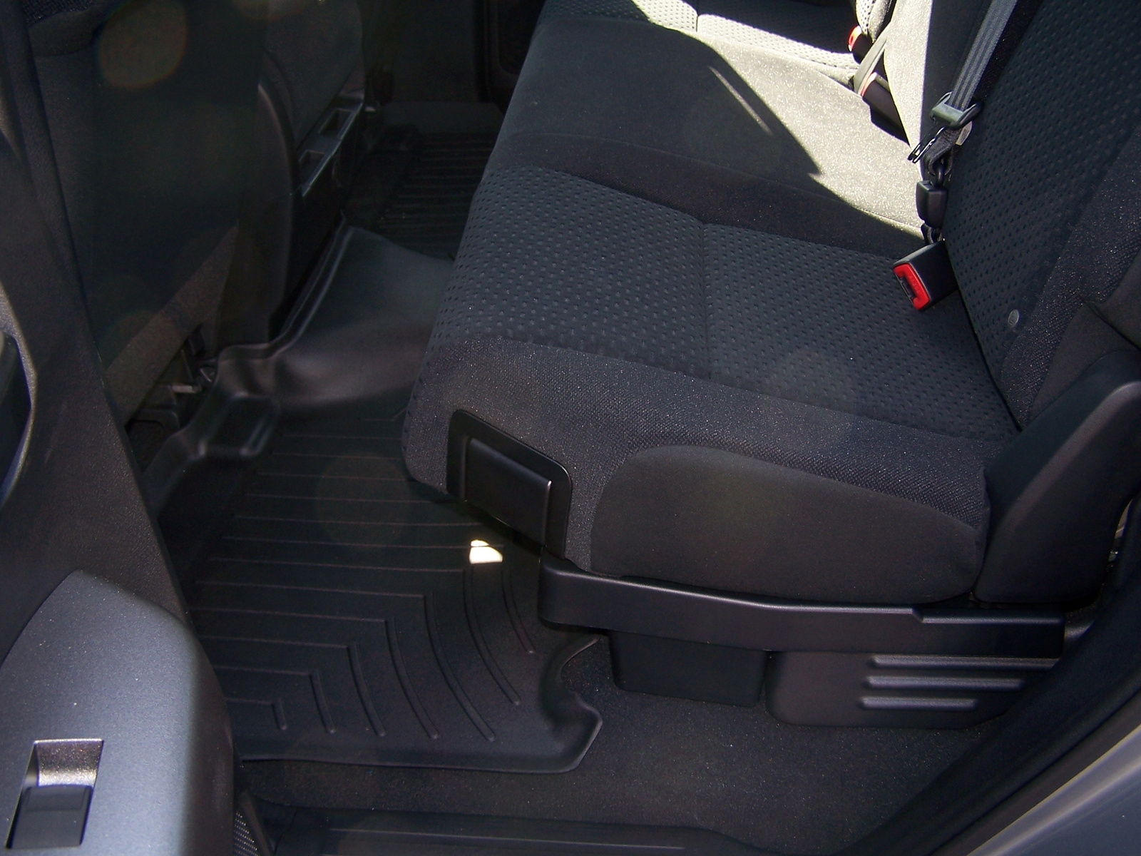 2016 Toyota Tundra Crewmax Under Seat Storage New Oem