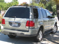 2003 Lincoln Aviator 4 Dr STD SUV picture, exterior