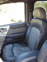 Picture of 2001 Chevrolet Blazer 4 Dr TrailBlazer 4WD SUV, interior