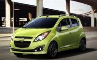 2013 Chevrolet Spark Picture Gallery