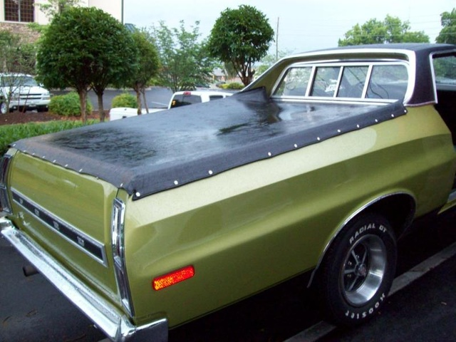 Picture of 1972 Ford Ranchero