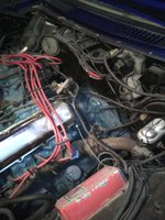 1967 Oldsmobile Toronado picture, engine