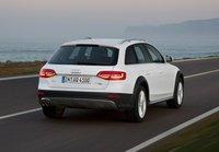 2013 Audi A4 Allroad, Back quarter view. , exterior, manufacturer