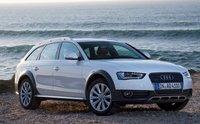 2013 Audi A4 Allroad, Front quarter view. , exterior, manufacturer