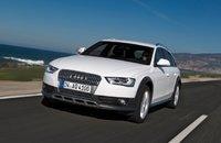 2013 Audi A4 Allroad, Front View. , exterior, manufacturer