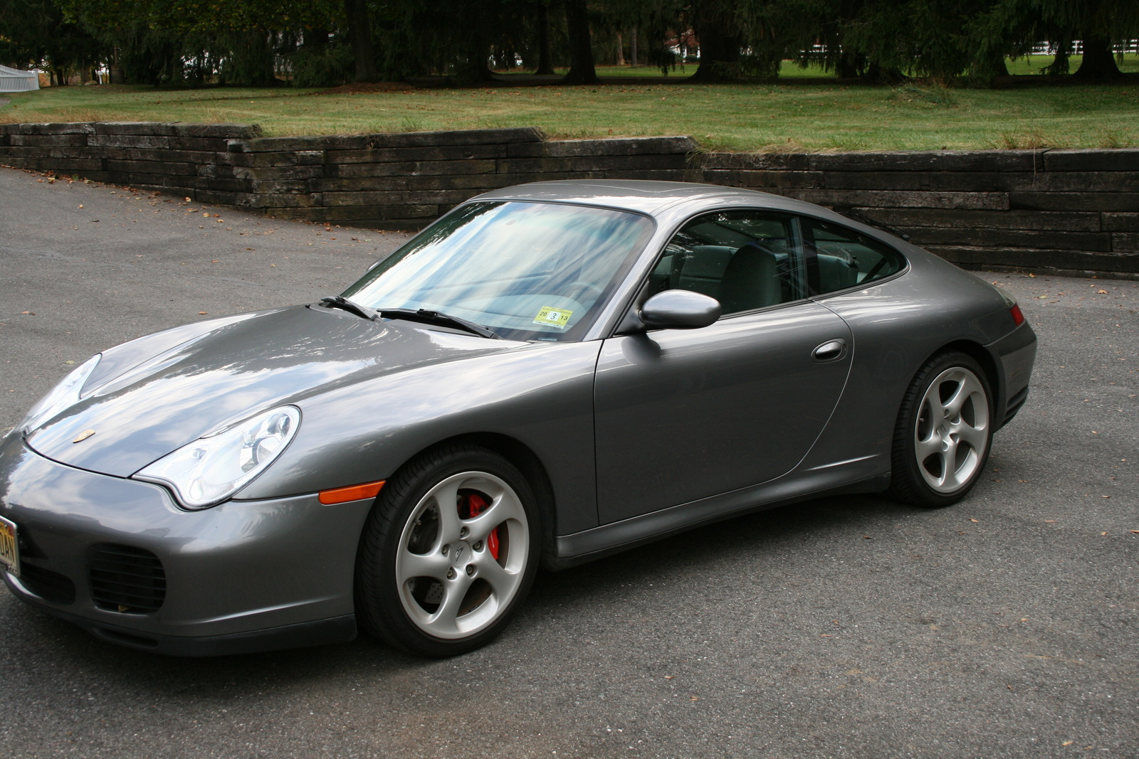 All Types 2003 911 : 2003 Porsche 911 GT2 996 related infomation,specifications - WeiLi ...