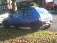 1995 Peugeot 106 Overview