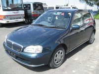 1999 Toyota Starlet Overview