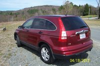 2011 Honda CR-V EX AWD, Picture of 2011 Honda CR-V EX 4WD, exterior
