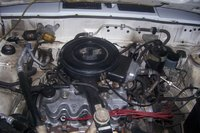 Picture of 1988 Nissan Sentra, engine