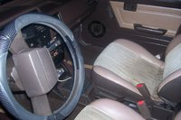 Picture of 1988 Nissan Sentra, interior
