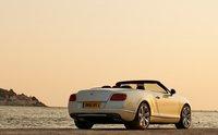 2012 Bentley Continental GTC, Back View. , exterior, manufacturer