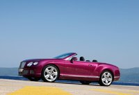 2012 Bentley Continental GTC, Side View. , exterior, manufacturer