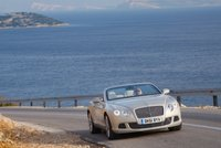 2012 Bentley Continental GTC, Front Seat. , exterior, manufacturer
