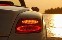 2012 Bentley Continental GTC, Tail light., exterior, manufacturer