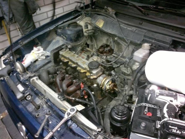 Picture of 1991 Opel Astra, engine, gallery_worthy
