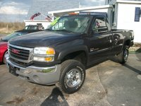 Picture of 2005 GMC Sierra 2500HD 2 Dr Work Truck 4WD Standard Cab LB HD, exterior, gallery_worthy