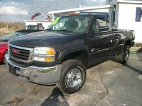 Picture of 2005 GMC Sierra 2500HD 2 Dr Work Truck 4WD Standard Cab LB HD, exterior