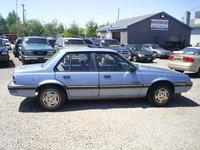 1988 Pontiac Sunbird Overview