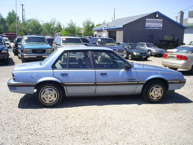 Picture of 1988 Pontiac Sunbird