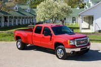 2012 GMC Sierra 3500HD, exterior front right quarter view, exterior, manufacturer