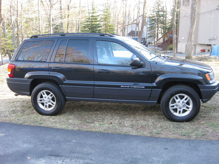 picture of 2003 jeep grand cherokee laredo 4wd. Cars Review. Best American Auto & Cars Review