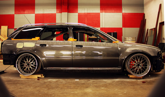 Picture of 2001 Audi S4 Avant quattro Turbo AWD Wagon, exterior